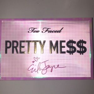 Too Faced PRETTY MESS Eyeshadow Pallete